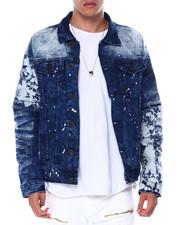 Buyers Picks - Ripping Dark Denim Jacket-2443872