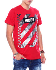 Buyers Picks - Vibes Chenille Patch Tee-2443681