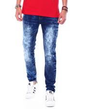 Buyers Picks - Knit Denim Dark Blue Wash-2444123