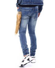 Hudson NYC - Tan Faux Fox Out Jean-2442579