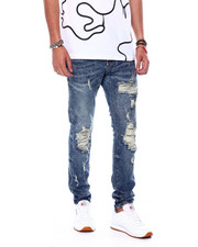 Preme - BLOWN OUT KNEE JEAN-2442702