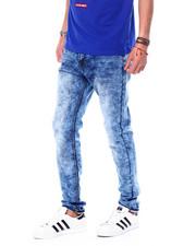 Buyers Picks - Knit Denim Med Blue Cloud Wash-2444101