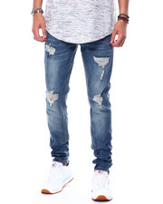 Buyers Picks - Blown Out Ripped Stretch Jean-2444056