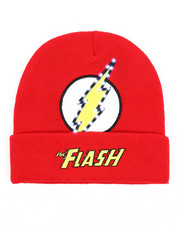 Hats - The Flash Cuff Beanie (Unisex)-2442786
