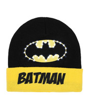 Fashion Lab - Batman Cuff Beanie (Unisex)-2442770