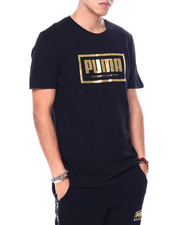 Puma - Metallic Graphic Tee-2443655