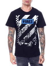 Buyers Picks - Vibes Chenille Patch Tee-2445029
