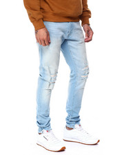 Jordan Craig - Rip + Repair Stretch Jeans-2445286