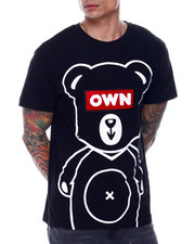 Buyers Picks - Teddy OWN Chenille Patch Tee-2445059