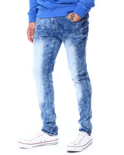WT02 - Super Skinny fit 5 Pocket Jean - Lt Sand Blast-2445112