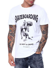 Eleven Paris - Namela Skateboarding Tee-2444572