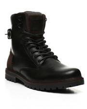 Men - Lace-Up Combat Boots-2443989