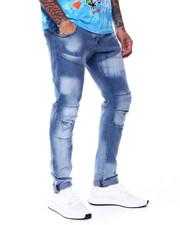 Men - Seamed Knee Moto Stretch Jean-2445232