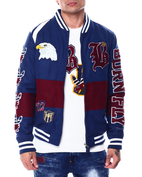 Born Fly - estate jacket