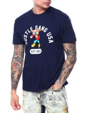 Hustle Gang - fight bear ss tee-2446025