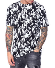 Eleven Paris - Nalida All over Human Tee-2444510