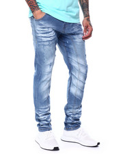 Men - Seamed Slim Fit Stretch Jean-2445128