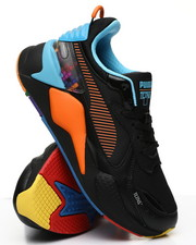 Grade School (5 yrs+) - Puma x Tetris RS-X X Sneakers (4-7)-2446336