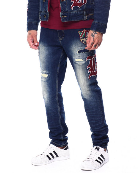 Born Fly - Origin Collegiate Jean