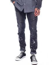 Mens-Holiday - Denim With Bleach Splatter Detail-2445529