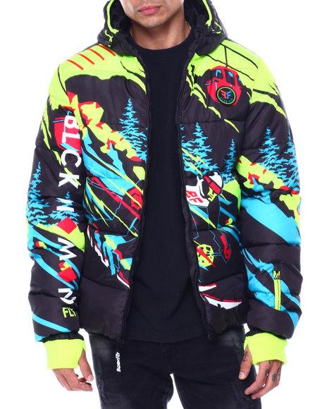 Born Fly - Shape Hooded jacket