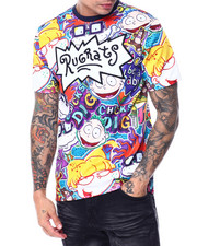 Freeze Max - Rugrats Heads Shirt-2445898
