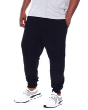 Big & Tall - Jogger W/PU Mesh + Moto (B&T)-2444480