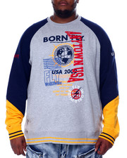 Born Fly - Berlin L/S Fleece (B&T)-2446122