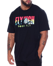 Born Fly - Heat S/S Tee (B&T)-2446193