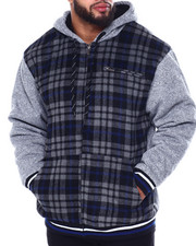 Outerwear - Sherpa Lined LT Jacket (B&T)-2445473