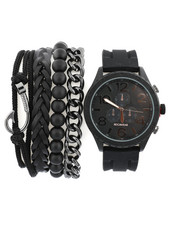 Accessories - Watch & Stacked Bracelets Set-2440988