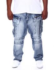 Makobi - Makobi Moto Side Biker Jeans (B&T)-2446148