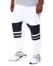 Big & Tall - Jogger W/PU + Zips (B&T)-2444486