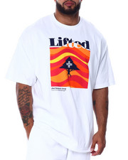 LRG - Lifted Wave S/S Tee (B&T)-2446153