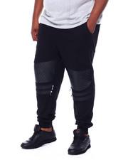 Big & Tall - Jogger W/PU + Zips (B&T)-2444492