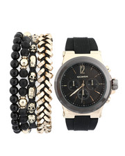 Accessories - Watch & Stacked Bracelets Set-2440892