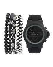 Accessories - Watch & Stacked Bracelets Set-2440891