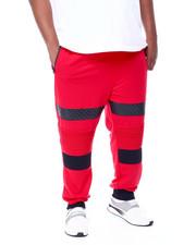 Big & Tall - Jogger W/PU Mesh + Moto (B&T)-2445211