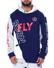 Born Fly - Global Pullover Hoodie (B&T)-2444236