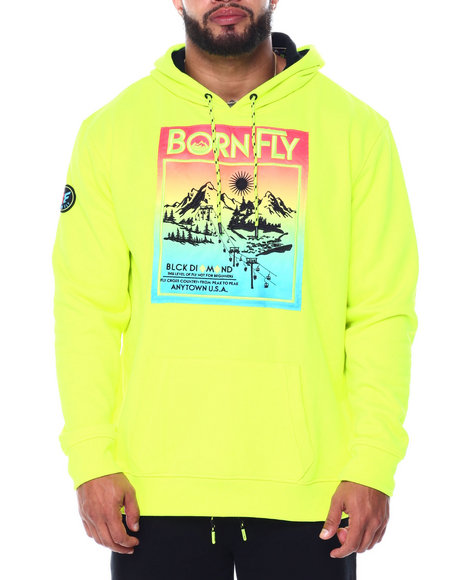 Born Fly - Carat Pullover Hoodie (B&T)