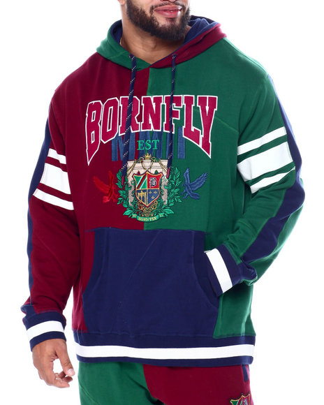 Born Fly - Pride Pullover Hoodie (B&T)