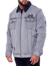 Big & Tall Faves - Mines Denim Jacket (B&T)-2446244