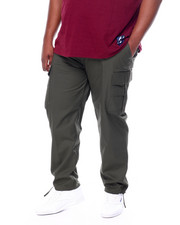 Pants - Cargo Long Pant Two Sided Cargo Pockets (B&T)-2444434