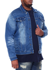 SMOKE RISE - Smoke Rise Denim Jacket (B&T)-2421986