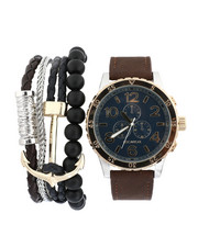 Accessories - Watch & Stacked Bracelets Set-2440890
