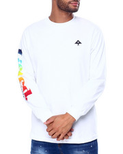LRG - ALL WORLD LIFE MAKERS LS TEE-2445939