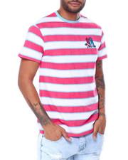 Buyers Picks - Stripe Tee w Surf Board Embroidery-2446352