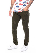 Pants - Rip and Repair Twill Pant-2446487