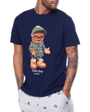 Hustle Gang - Bear-Matic Tee-2446850