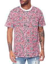 Diamond Supply Co - DMND X 83 KEITH HARING TEE-2447192